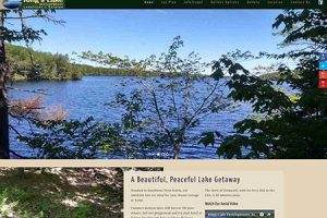 Kings Lake Developments website